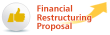 Financial restructuring proposal